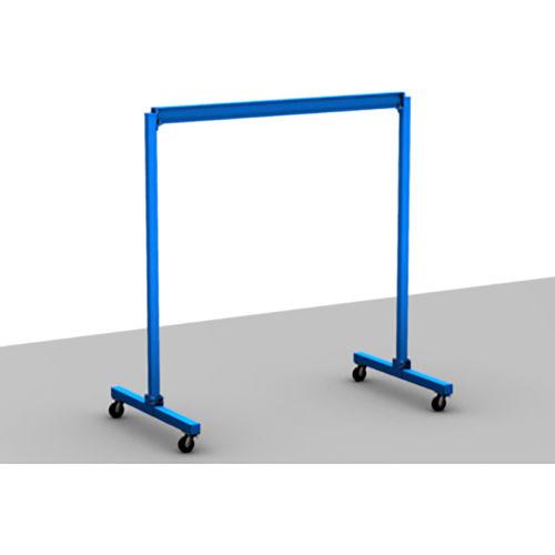 Click here to buy Gorbel Steel Gantry Crane, 12