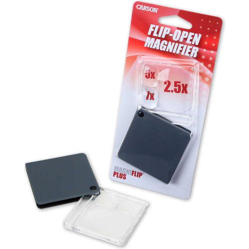 Carson GN-44 MagniFlip Plus Magnifier by