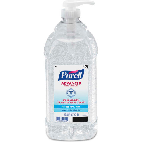 Avant Original Fragrance Free Hand Sanitizer Gallon Bottle