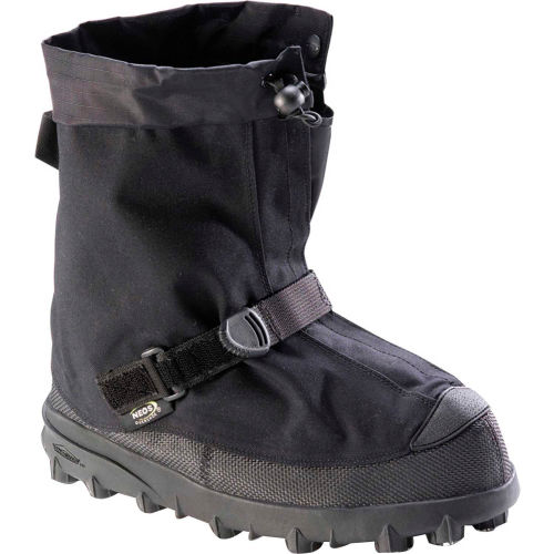 NEOS Voyager VNS1-BLK-2XL, STABILicers Mid Nylon, Black, Overshoes, 2XL, 1 Pair by Overshoes