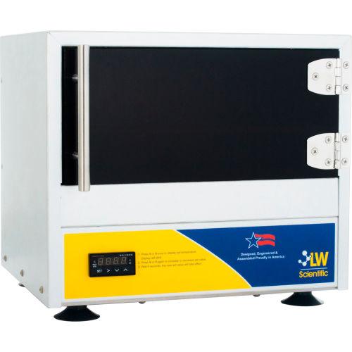 LW Scientific ICL-010L-D031 USA Digital Incubator, 10 Liter, 110V by