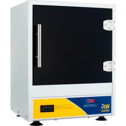 LW Scientific ICL-020L-D071 USA Digital Incubator, 20 Liter, 110V by