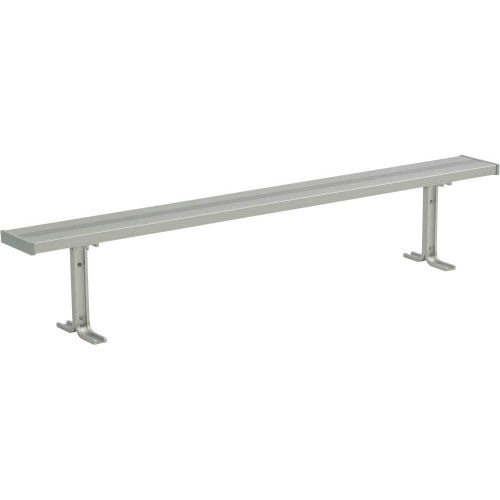 Fabulous Benches Picnic Tables Benches Aluminum 8 Aluminum Ocoug Best Dining Table And Chair Ideas Images Ocougorg