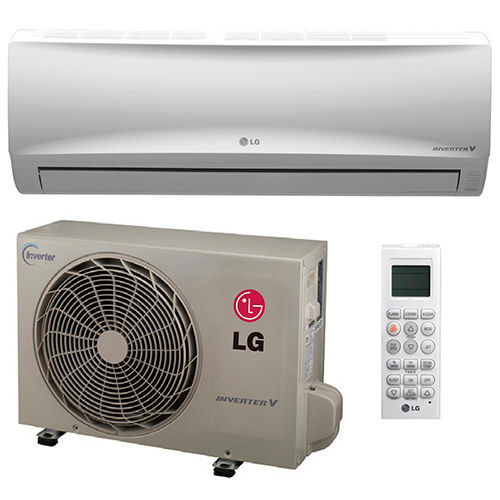 LG Single Zone Inverter Heat Pump System LS090HEV1, Mega Series (9K BTU) by
