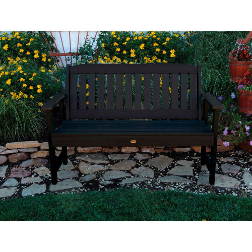 highwood 5' Lehigh Outdoor Bench by