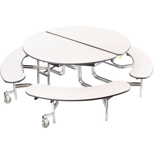 Astounding Tables Cafeteria Tables Nps174 60Quot Round Machost Co Dining Chair Design Ideas Machostcouk