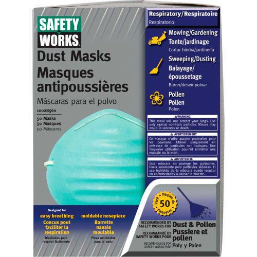 disposable pollen mask