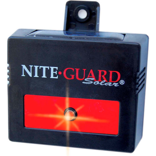 Nite Guard Solar Animal Repeller Device NG-001 by
