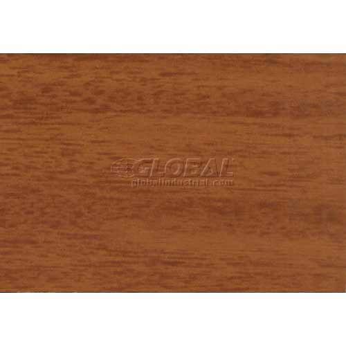 16 Compartment Literature Organizer Medium Oak Laminate  by