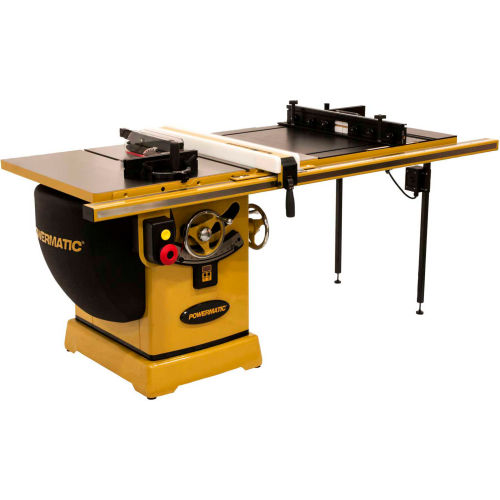 """Powermatic 2000B Table Saw 3HP 1PH 230V 50"""" Rip W/Accu-Fence & Router Lift by"""