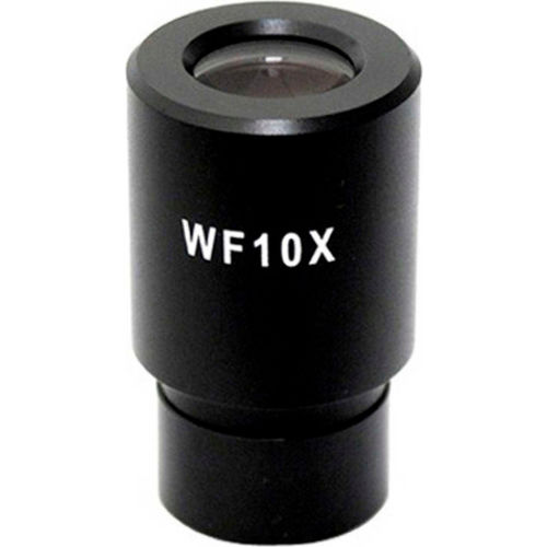 AmScope EP10x23R WF10X Microscope Eyepiece with Reticle (23mm), 1 Each by