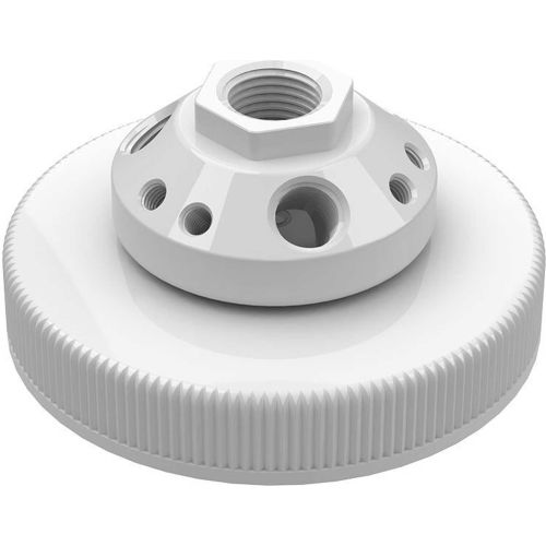 CP Lab Safety 10-Port Cap with Plugs, For Nalgene Carboys with 100-415 Closure by