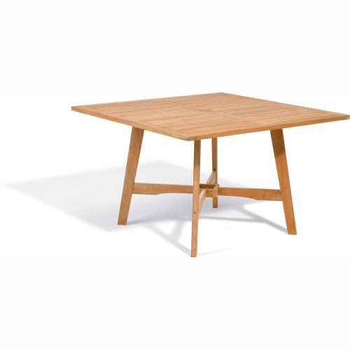"""Oxford Garden Wexford 48"""" Dining Table, Natural by"""