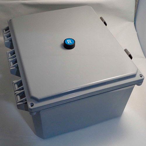 Springer Controls, JC8006R1K-UJ, Enclosed AC Motor Starter, 3-Phase, 60.0 HP, 460V by