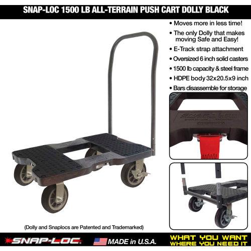 Multiform Push Cart All Terrain Moving Dolly Platform Truck Trolley 1500lbs NEW