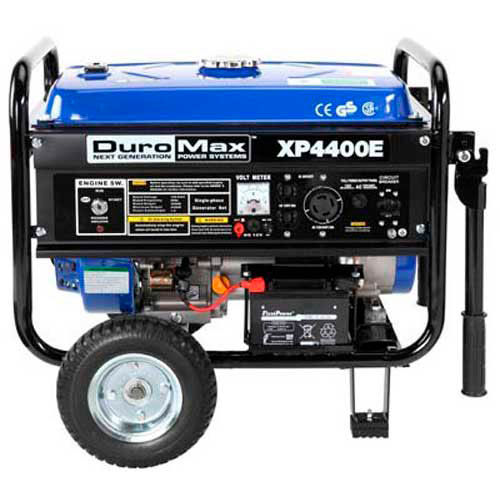 Generators | Portable Generators | DuroMax XP4400E, 3500