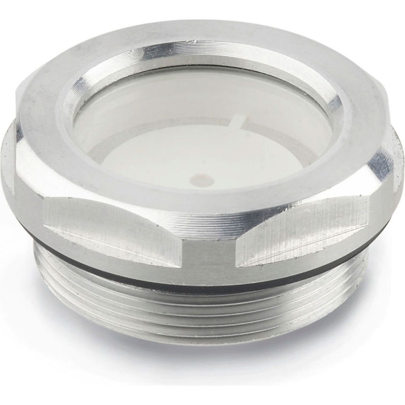 Details about  /Sight Glass With Reflector O Ring  12 SAE