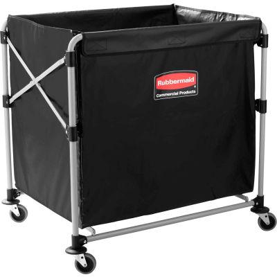 Rubbermaid® 1881750 8 Bushel Capacity X-Cart Collapsible Bulk Truck