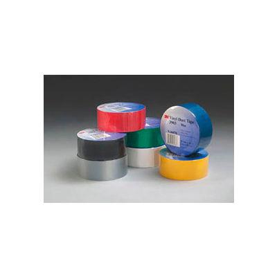 3m™ Vinyl Duct Tape 3903 Black, 2 In X 50 Yd 6.3 Mil - Pkg Qty 24