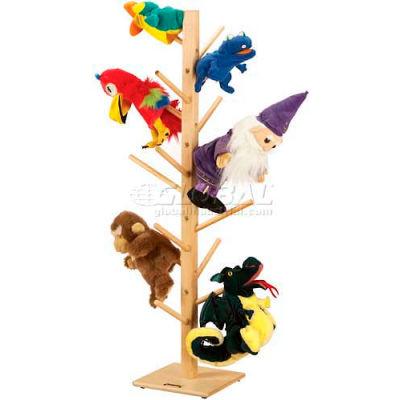 Jonti-Craft® Puppet Tree - 16 Branches