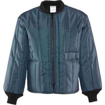 Econo-Tuff™ Jacket Regular, Navy - Medium