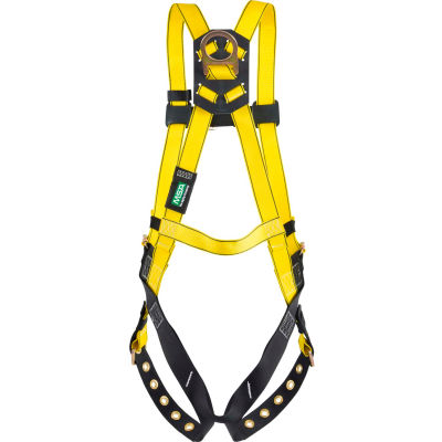 V-FORM™ 10197160 Harness, Extra Large, Back D-Ring, Tongue Buckle Leg Straps