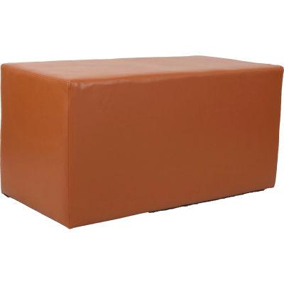 Interion® Rectangle Reception Bench -Tan