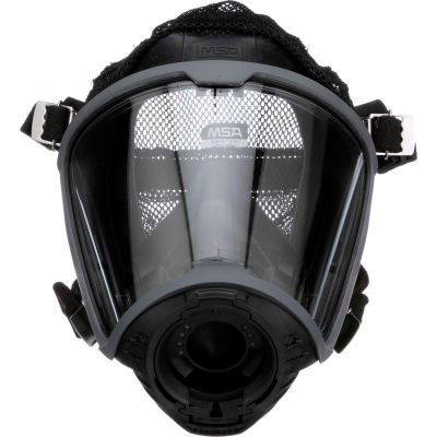 MSA Advantage® 4000 Full Facepiece Respirator, Medium, 100759105