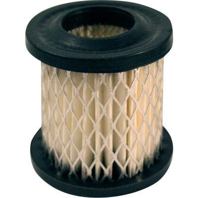 """Milton 1052-1 Paper Compressor Filter 1-1/8"""" I.D. x 2-1/4"""" O.D. 2-1/4"""" Height"""