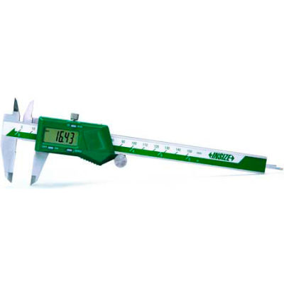 InSize 1108-200 0-8''/200MM Stainless Steel Digital Caliper W/ Data Output