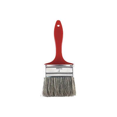 "Rubberset Gray China Bristle 1/2"" Chip Paint Brush - 11101005 - Pkg Qty 12"