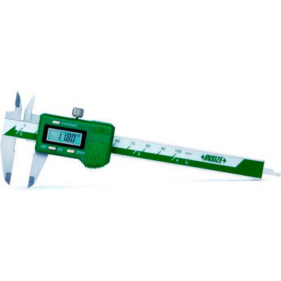 InSize 1111-100A 0-4''/100MM Miniature Stainless Steel Digital Caliper