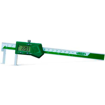 InSize 1120-150AE 1-6''/150MM Inside Groove Stainless Steel Digital Caliper W/ Data Output