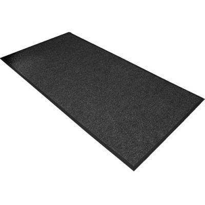 "NoTrax® Polynib™ Entrance  Mat 1/4"" Thick 4' x 6' Charcoal"