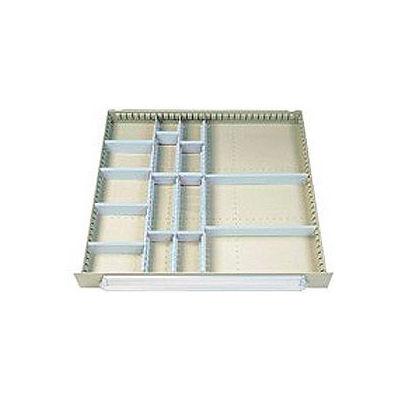 Lyon Modular Drawer Unit Divider Kit NF240P67 - 16 Compartment