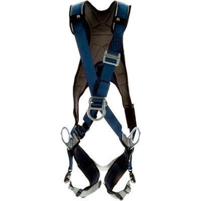 3M™ DBI-SALA® ExoFit™ Plus Comfort Cross-Over Style Climbing Harness, 1140101, 2XL