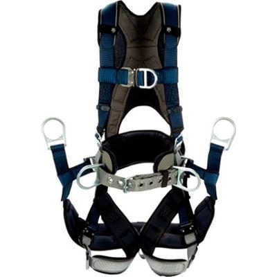 3M™ DBI-SALA® ExoFit™ Plus Comfort-Style Tower Climbing Harness, 1140067, S