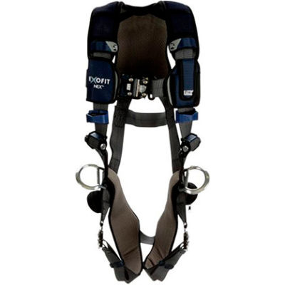 3M™ DBI-SALA® ExoFit NEX™ Plus Comfort Vest-Style Positioning Harness, 1140115, S