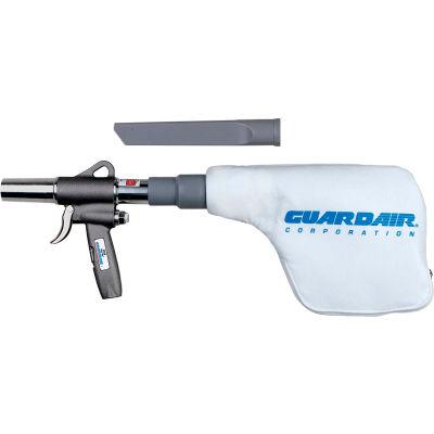 """Guardair 1500, Gun Vac Kit W/ 9"""" Crevice Tool"""