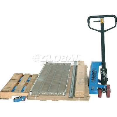 Global Industrial™ Dual-Direction Pallet Jack Truck 27 x 48 Forks 5000 Lb. Capacity