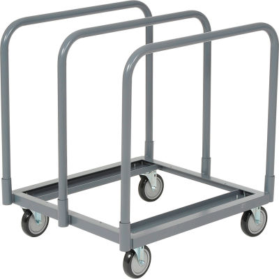 Panel & Sheet Mover Truck with Open Steel Deck TF831 1200 Lb. Capacity