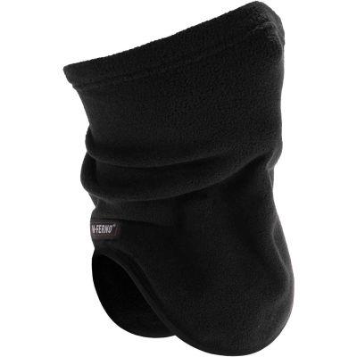 Ergodyne® N-Ferno® 6960 Fleece Neck Gaiter, Black