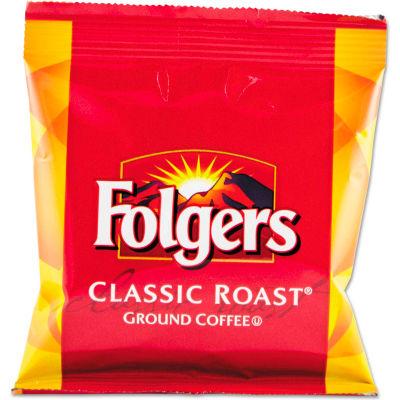 Folgers® Classic Roast Coffee, Regular, 1.5 oz., 42/Carton