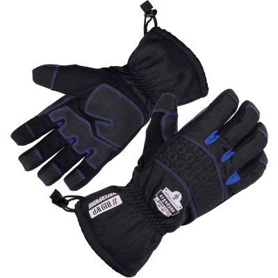 Ergodyne® ProFlex® 819WP Extreme Thermal Waterproof Winter Work Gloves, Large, Black
