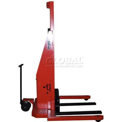 "PrestoLifts™ Battery Powered Lift Stacker WPS5048-30 3000 Lb. 50"" Straddle"