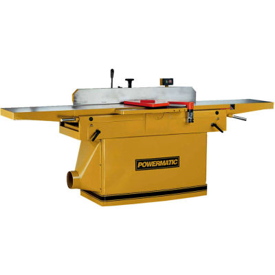 "Powermatic 1791283 Model PJ1696 7-1/2HP 3-Phase 230V/460V 16"" Jointer W/ Helical Control Head"