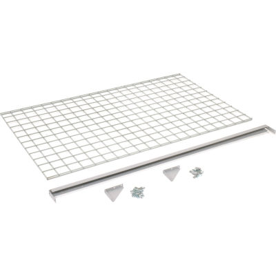 Global Industrial™ Security Cage Accessory Shelf 72 x 36