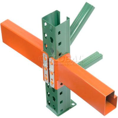 "Husky Rack & Wire Teardrop Beam - 108""L x 5.5""H - 9,100 Lbs. Cap Per/Pair (2 PCS)"