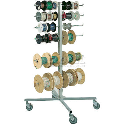 Global Industrial™ Reel Dispenser 6 Axles