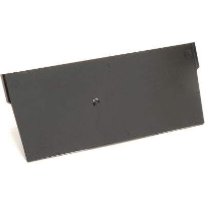 "Shelf Bin Divider Fits 11""Wx4""H Bins Pack of 50"